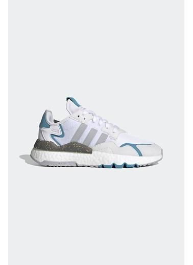adidas Adidas Kadın Günlük Spor Ayakkabı Nite Jogger W Fx6904 Renkli